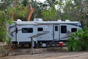Average rv electric usage at campground