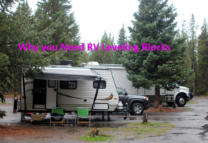 Why do you need to level an RV (And a cost effective way to do it)