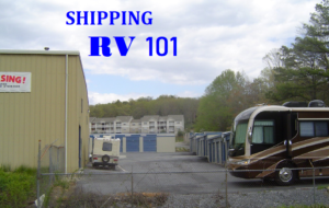Shipping An RV 101 – How Much Does It Cost?