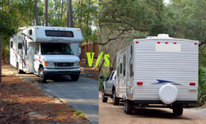Travel Trailer vs Class C Motorhome 17 Pros and Cons Comparison