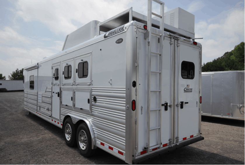 Can you run rv ac while driving