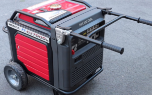 Can You Run RV Generator While Driving (Portable or In-Built)