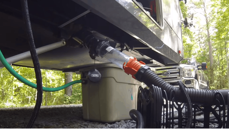 Cleaning RV Black Water Tank Sensor  (3 Easy Methods)