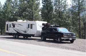 Should i buy a new or used travel trailer