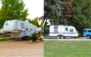 Travel trailer or fifth wheel – 25 factors to decide