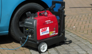 What size generator do you need for RV