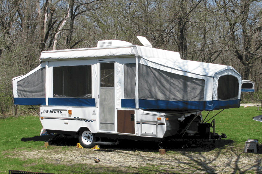 Do you need to insure a pop up camper?