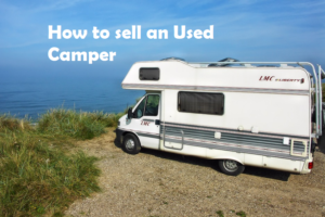 How to sell an old RV or Camper