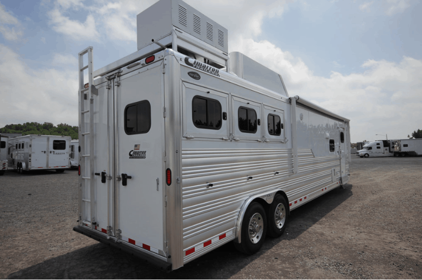 Why do rvs have ladders ? (And should you get one installed ?)