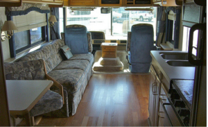 How to dry out RV floor