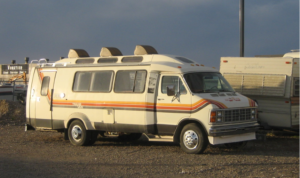 Store rv with vents open or closed ?
