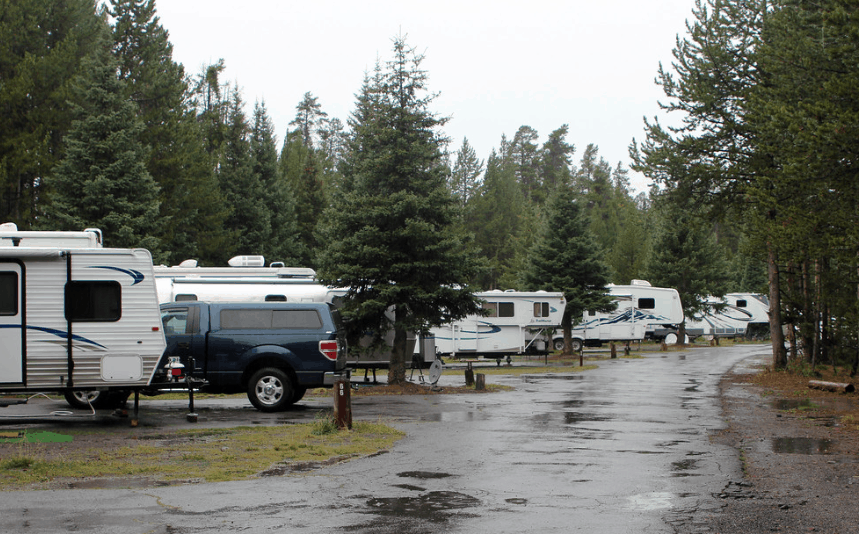 What Amenities do RV Parks Have?