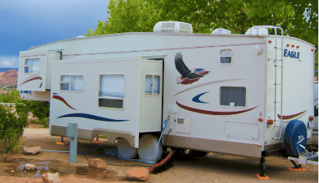 fifth wheel slide outs