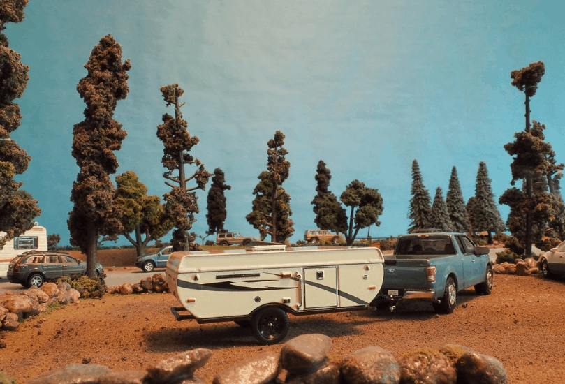 towing a pop up camper - what you need