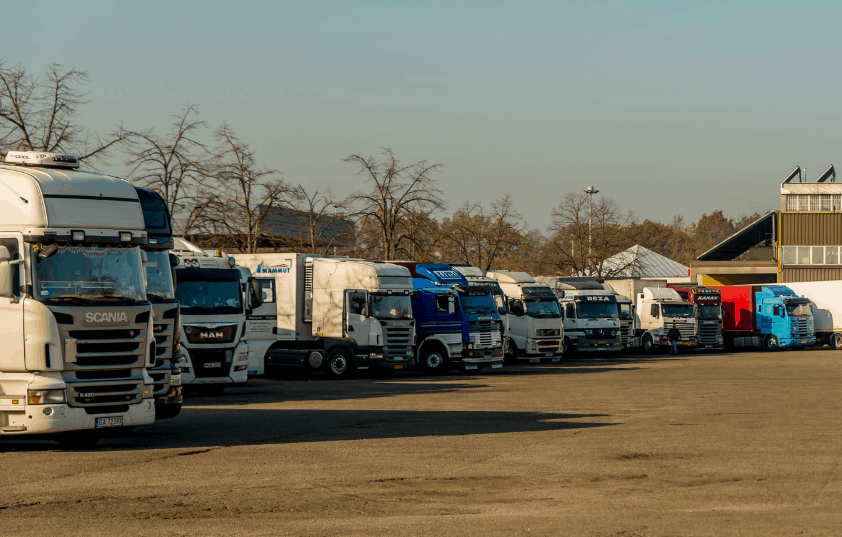 truck stops for rv parking