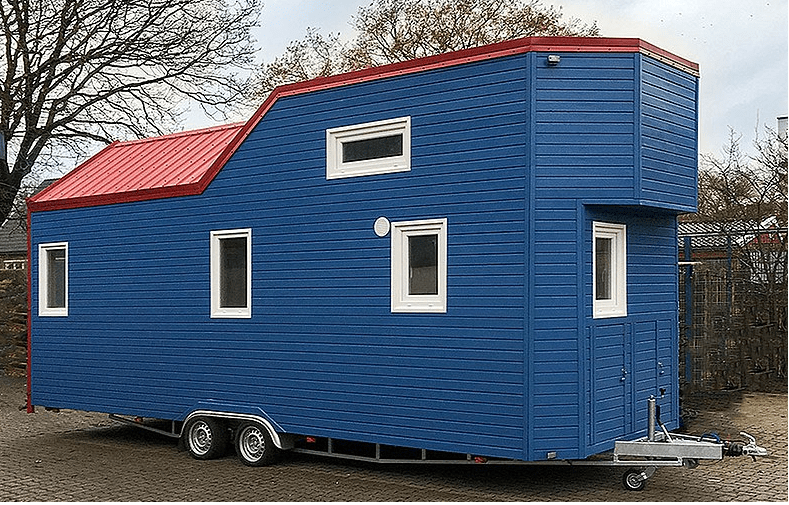 Tiny House On Trailer vs RV (pros and cons comparison)