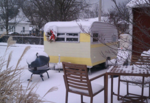 How To Keep Your Travel Trailer Warm In Winter