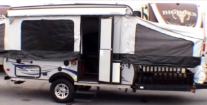 11 Best Pop Up Campers With Toy Hauler