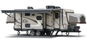 Pros And Cons Of Hybrid RV (Vs Travel Trailer)