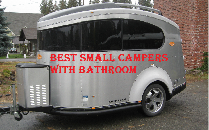 13 Best Small Camper Trailers With Bathroom