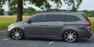 What Campers can a Honda Odyssey Tow