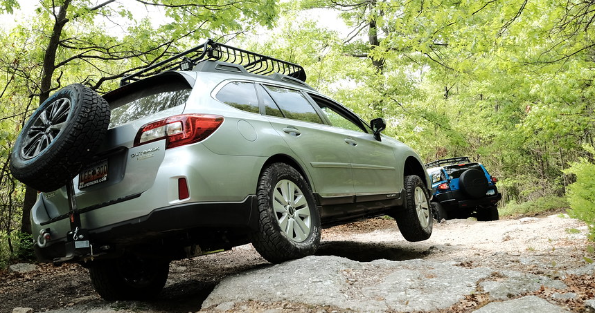 What Campers Can a Subaru Outback Tow?
