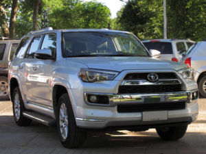 Can a Toyota 4Runner Tow a Travel Trailer?