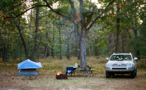 Can You Camp In a Toyota 4runner ?