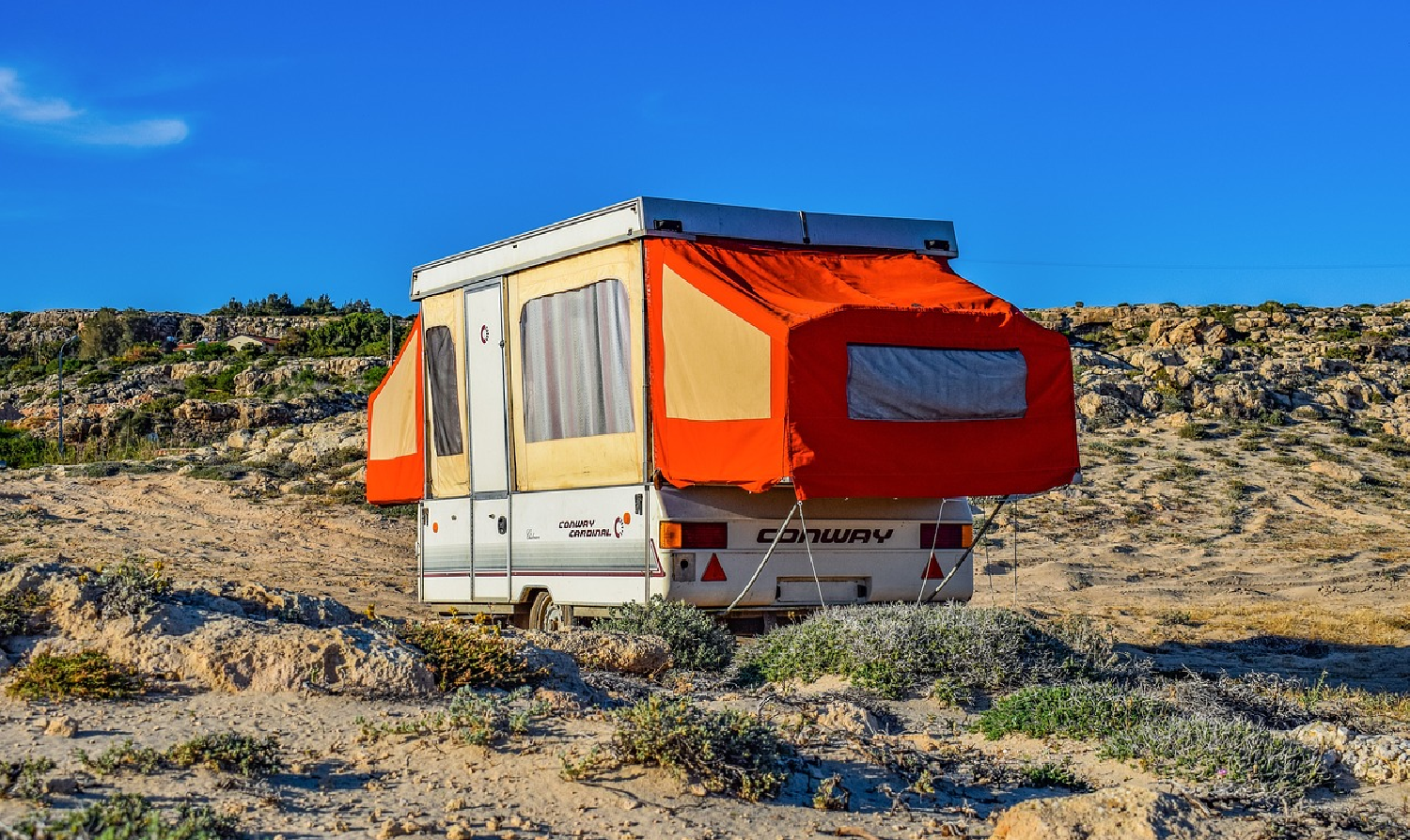 Towing a Pop Up Camper – What You Should Know