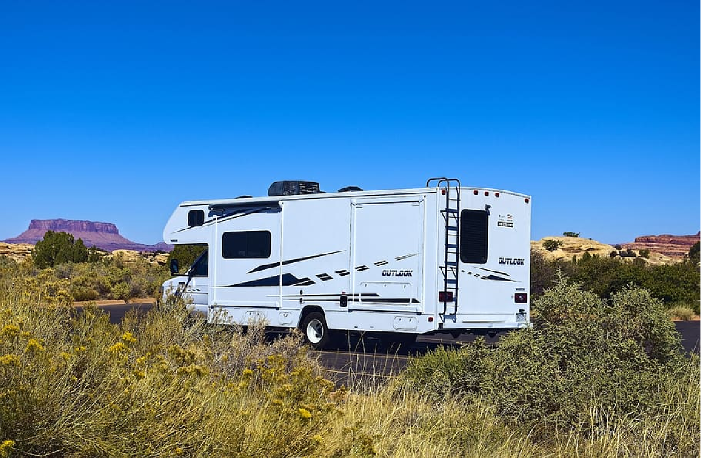 Where Can I Wash My RV?